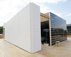 Solar PV Facades - Rainscreen - Ventilated Facades - Image Provided by Onyx Solar