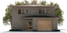 House Plan CH351