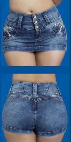Skinny jeans Plus Size Destroyed Jeans – modilys Sexy Jeans, Sexy Shorts, Skinny Jeans, Sexy Outfits, Cute Outfits, Fashion Outfits, Womens Fashion, Beste Jeans, Best Jeans For Women