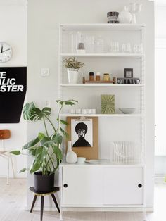 How to style your home like a pro - 10 on trend must haves to create the wow factor (Part 2) | The Little Design Corner | IKEA | String Shelves | styling