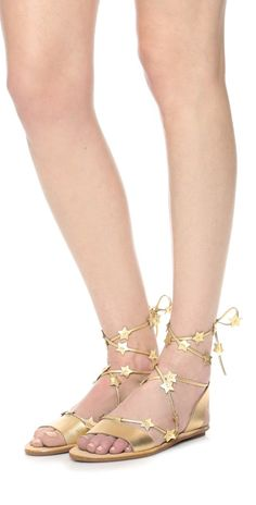 Loeffler Randall Starla Flat Sandals | SHOPBOP SAVE UP TO 25% Use Code: GOBIG17