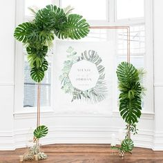 Looking for a beautiful backdrop for your big day? Check out our blog today for step-by-step instructions to create your very own greenery backdrop. . . . #greenery #diy #backdrop #diybackdrop #weddinginspo #blogger #weddingblog #weddingstyle #weddingfavo