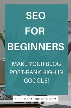 This post explains the basics of SEO for beginners. If youve been afraid to experiment with SEO becuas it seems like such a daunting task, then this SEO for beginners guide is all you need. Have a look at my easy SEO tips to help rank your blog high in search engines and drive some great search engine traffic to your blog or website!