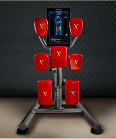 I would give anything to have one of these!!! Commercial Fitness - Fitness Equipment From Nexersys