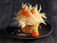 Food Network Magazine's Halloween Cupcakes