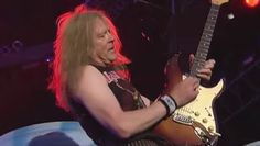 """IRON MAIDEN's JANICK GERS: 'I Think Whatever We Do Sounds Like Us' IRON MAIDEN's JANICK GERS: 'I Think Whatever We Do Sounds Like Us'         Joe Bosso  of  Premier Guitar  recently conducted an interview with  IRON MAIDEN  guitarists  Adrian Smith   Dave Murray  and  Janick Gers . A couple of excerpts from the chat follow below.         Premier Guitar : Do you ever come up with guitar parts you think are great but they're not quite """" IRON MAIDEN """" and don't make the cut?         Murray…"""