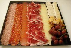 Bandeja de Ibéricos y quesos