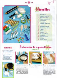 19 Best Migajonbread Dough Crafting Images In 2013 Cold Porcelain