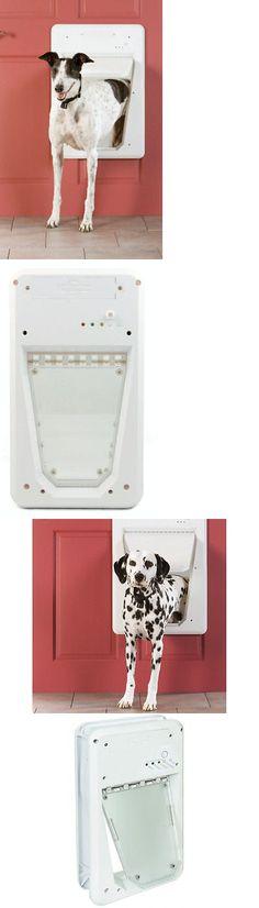 Doors And Flaps 116379 Ppa00 10959 Petsafe Freedom Plastic Pet Dog
