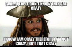 Not Crazy - http://controversialhumor.com/not-crazy/ #Crazy, #Funny, #Humor