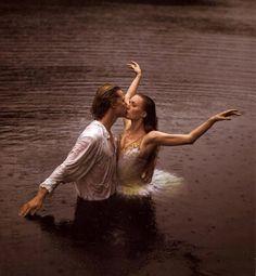 Gillian Murphy and Ethan Stiefel - Swan Lake