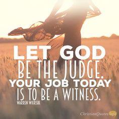 Daily Devotional - 3 Reasons We Witness: Warren Wiersbe #Christianquote