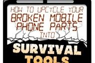 How To Use Your Broken Cell Phone as a Survival Tool