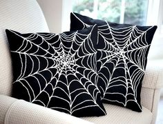 Guys I really want spooky pillows and stuffed animals