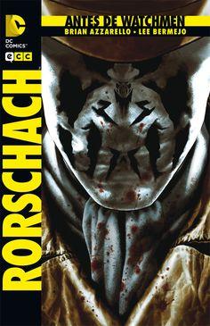 Antes de Watchmen: Rorschach - ECC Cómics