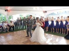 Best Wedding First Dance Ever