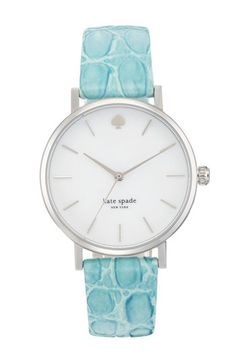 Kate Spade #watch #turquoise