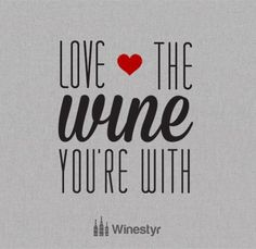 Don't hurt it's little wine heart <3 #WineQuotes #WineWednesday