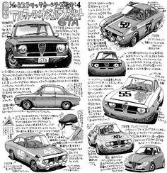 Alfa Romeo 1300GTA