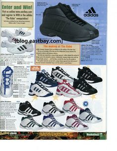 d0d6b8af212c Eastbay Memory Lane  A Look Back At The adidas The Kobe