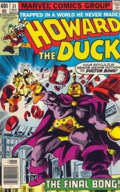 Howard the Duck Issue # 31 (Marvel)