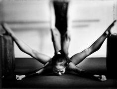 Tomasz Gudzowaty, From series Chinese Gymnasts
