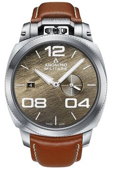 Anonimo Watch Militare Classic Automatic Mens #add-content #bezel-fixed…