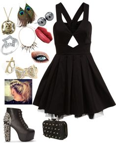 """""""pretty little liars aria"""" by shadowwalkergirl ❤ liked on Polyvore"""
