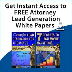 Get immediate access to two valuable free white papers for growing your local business. #1: 7 Secrets to Local Business Mobile Marketing: How to Access and Convert A Dominant Market of Mobile Leads Right Now and for Years to Come! #2: Google Lead Generation for Local Business: Leverage the Power of AdWords to Grow Your Local Business FAST. #MobileMarketing  #GoogleLocal  #GoogleLocalSearch #LeadGeneration  #AdWords  #GoogleAdWords