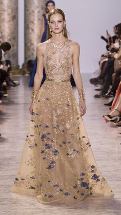 ELIE SAAB SPRING SUMMER 2017 HAUTE COUTURE
