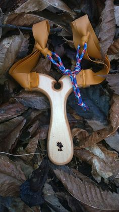 Slingbow in Birch Multiplex Finish with by PaulDoreBushcraft