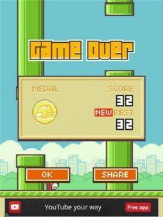 #flappybird #dongnguyen Flappy Bird AppStore'a Geri Dönüyor Mu?