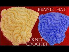 Como tejer bufanda infinita circular Tubular fácil - knitting scarf infinity crochet - YouTube