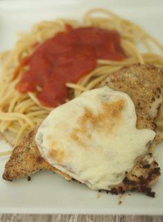 Chicken Parmesan with Vegetable Pasta by Kristen D., Capturing Joy with Kristen Duke #HEBMeals