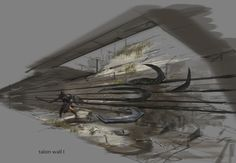 TalonWall01 | by Bethesda Blog
