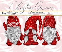 Items similar to Christmas Bundle PNG, Nordic Gnomes Clipart, Nisse Gnomes Clip Art, Pink Blue Red Green Scandinavian Tomte Graphic, Design Elements on Etsy Teal Christmas, Christmas Flowers, Christmas Gnome, Scandinavian Christmas, Christmas Crafts, Christmas Tables, Modern Christmas, Christmas Plates, Christmas Gingerbread