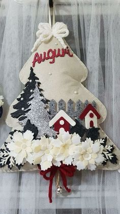 44 Fantastische DIY Easy Christmas Ornaments Design-Ideen - weihnachten - #Christmas #DesignIdeen #DIY #easy #fantastische #Ornaments #Weihnachten
