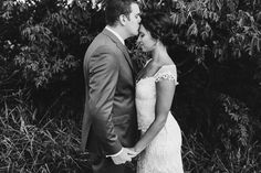 Black and white wedding photography that is drop dead gorgeous!  Matt Lien Photography // Acowsay Cinema