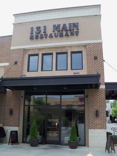 131 Main Restaurant in Biltmore Park Town Square. #savl #avl #avleat