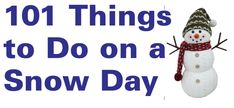 101 Things To Do on