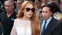 In an interview that aired Sunday with Oprah Winfrey, Lindsay Lohan said her sixth stint in rehab has put her on the path of recovery. (via @The Associated Press; photo via Valerie Macon/Getty Images)