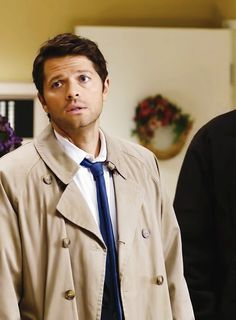 Castiel is done with your shit. 8x08 Hunteri Heroici