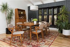 Mod Extension Dining Table - 360