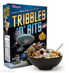 *Tribbles n Bits For The Star Trek Fans*
