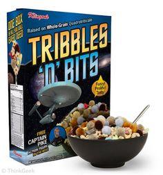 *Tribbles n Bits For The Star Trek Fans*