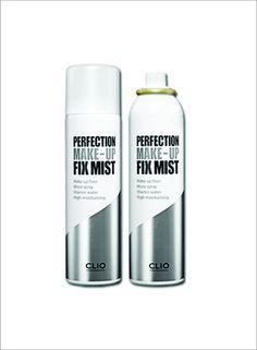 Clio Perfection Make Up Fix Mist