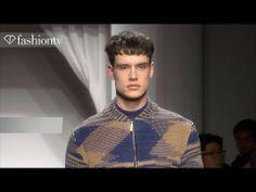 ▶ Male Models Bjorn Merinder & Charley France for Fall/Winter 2013-14   FashionTV - YouTube