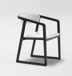 Wooden dining chair from Huateng Furniture