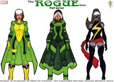Rogue Series: Part Seven by SavageMouse on DeviantArt