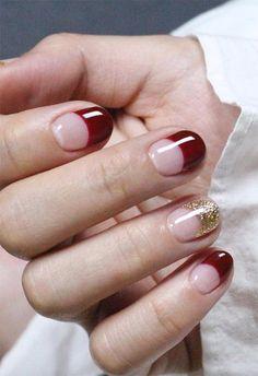 26 Newest Nail Art Designs Ideas For Short Nails That Looks Cool Plaid Nail Designs, Nail Art Designs, New Nail Art Design, Short Nail Designs, Nails Design, Plaid Nails, Striped Nails, Short Nail Manicure, Diy Nails